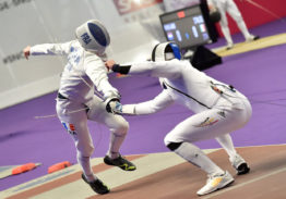 Circuit National – Épée – Senior – Equipes
