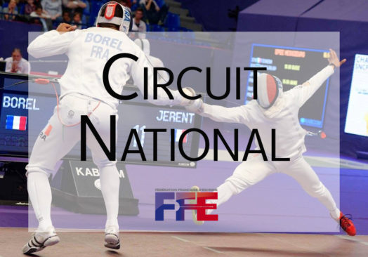 Circuit National – Épée – M17