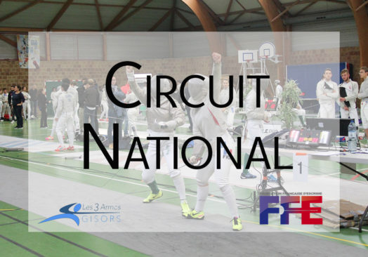 Circuit National Élite – Sabre – M20