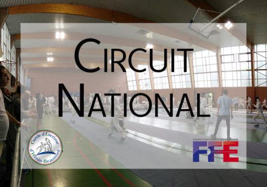 Circuit National – Fleuret – M20