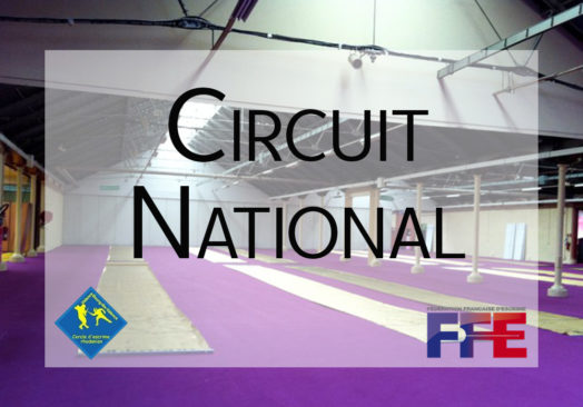 Circuit National Élite – Fleuret – M20