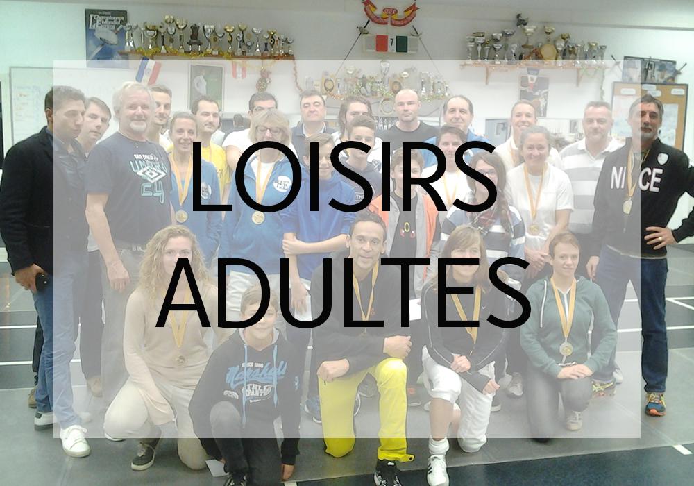 LOISIR Adultes CREscrime Région Sud