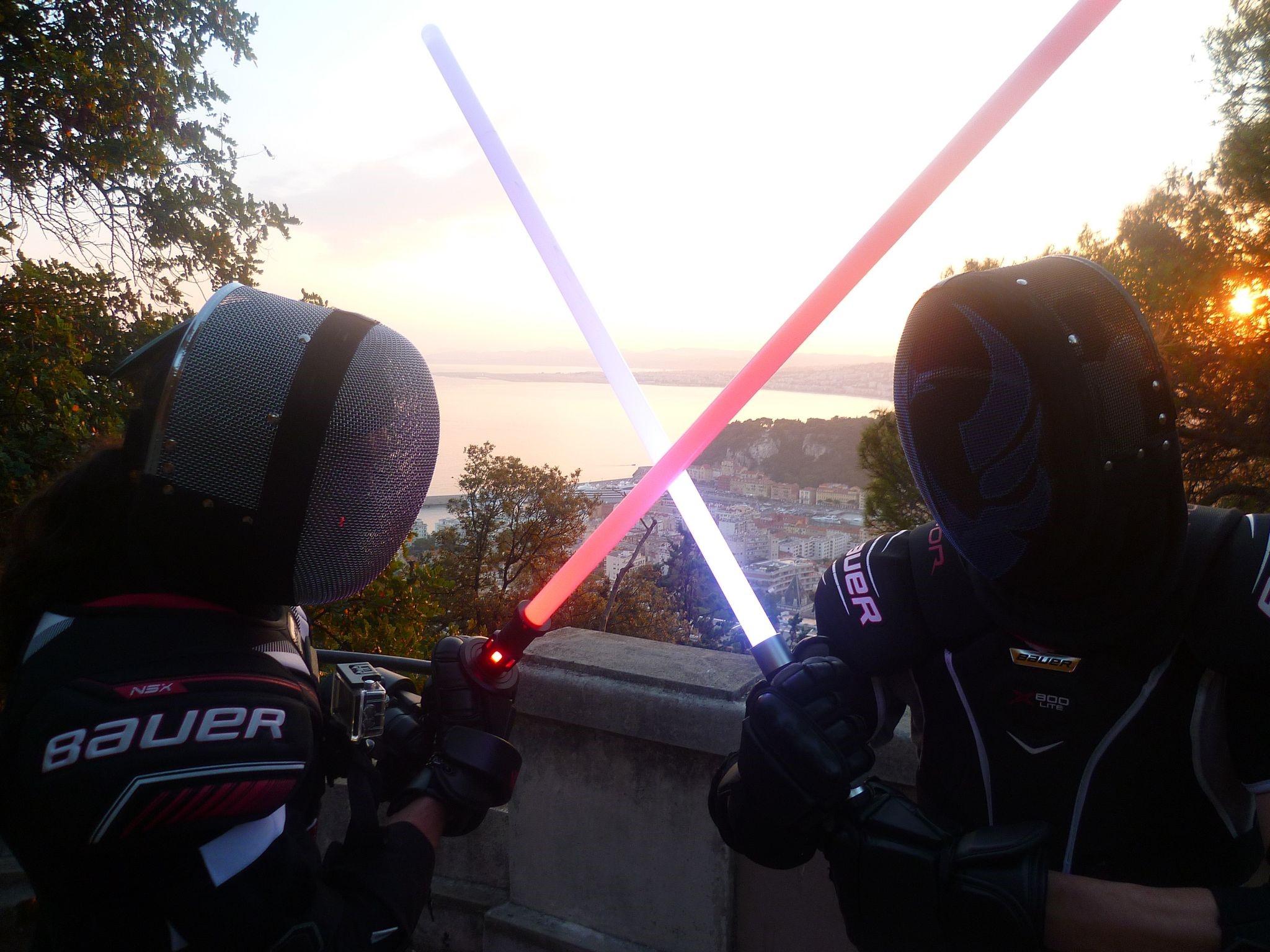 Une nouvelle Académie de Sabre laser ouvre ses portes à Nice !
