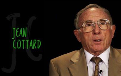 Hommage à Maître Jean COTTARD