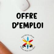 Offre d'emploi – Pays de Grasse (06)